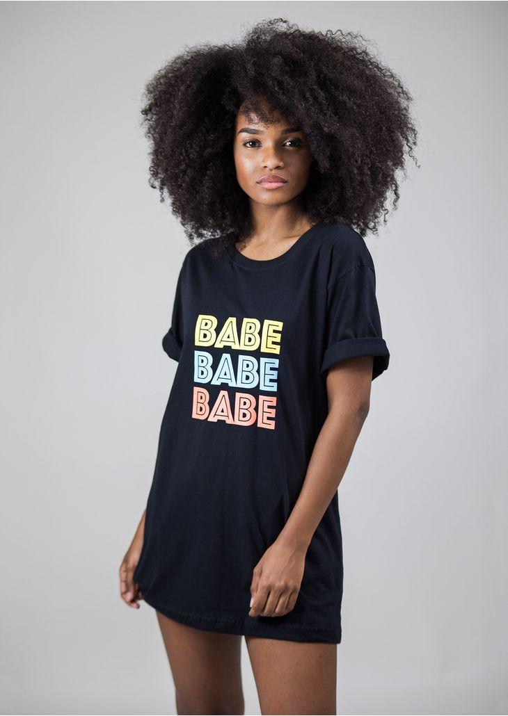Camisetao-Babe-Preto