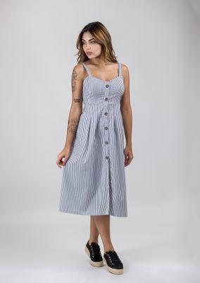 Vestido-Tricoline-Azul
