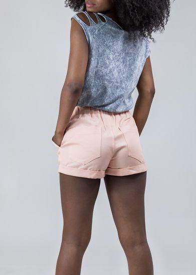 Shorts-Elastico-Rose
