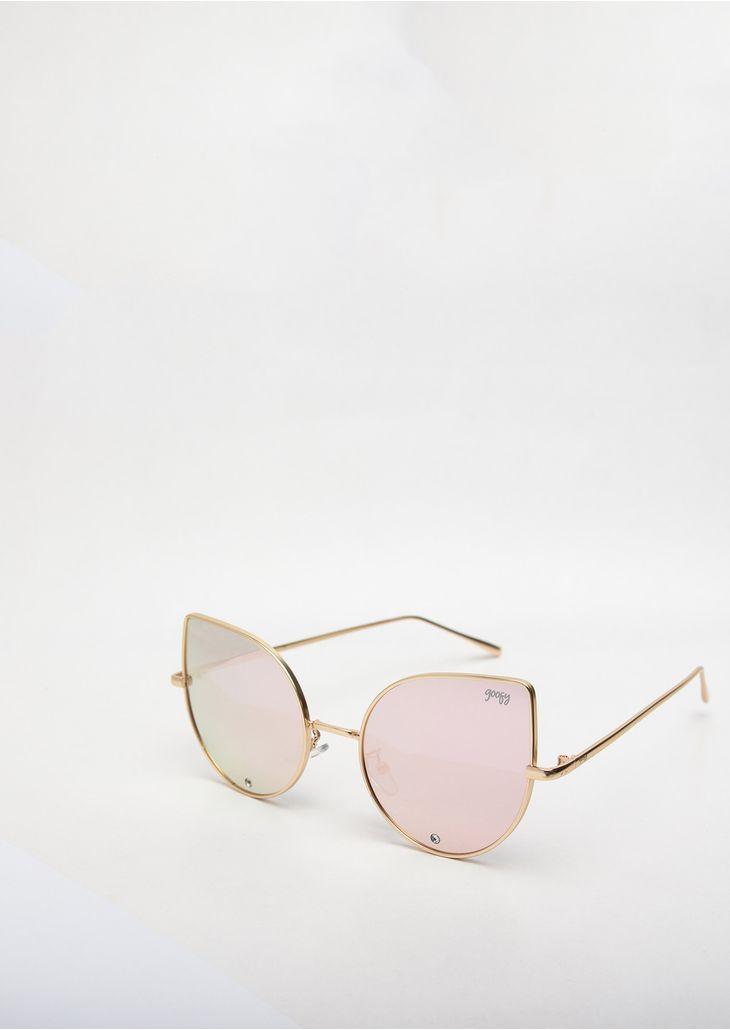fabf1e16a37cf Óculos De Sol Flamingo Rosa - goofy