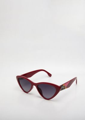 -Oculos-de-Sol-Goofy-Retro-Gatinho-Peixe-Broadway-vermelho-