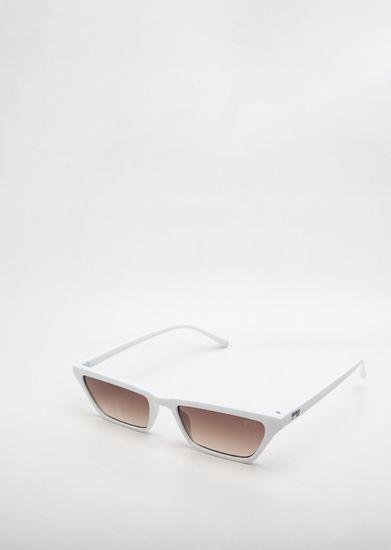 -Oculos-de-Sol-Goofy-Retro-Stretch-Branco-e-Marrom