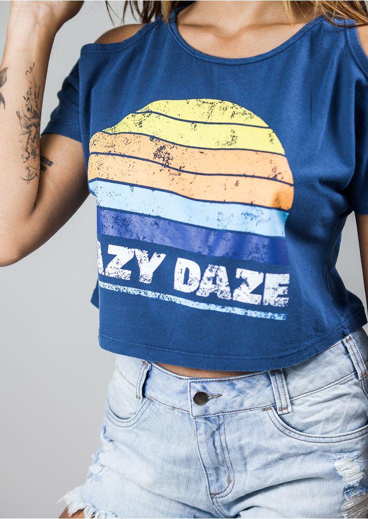 Cropped-Lazy-Dase-Estonado-Azul