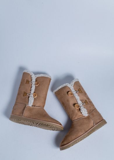 Bota-Goofy-Dock-Bottom-Taupe